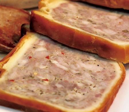 無添加 パテドゥバスク(豚肉のパテのパイ包み)