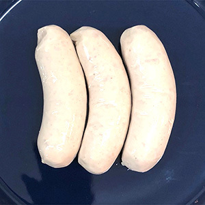 無添加 ミュンヘナーバイスブルスト(白腸詰)