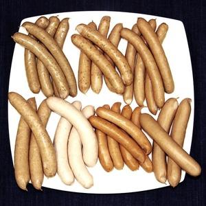 無添加 腸詰七種