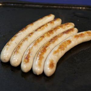 無添加 ブラートブルスト ニュールンベルガー(白腸詰)